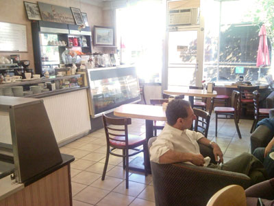 Latte e Cafe in Dobbs Ferry