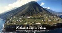 Salina, the volcanic Island of Il Postino