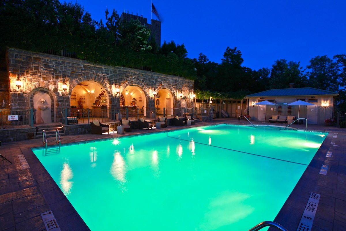 Poolside-Grotto-Castle-Hotel