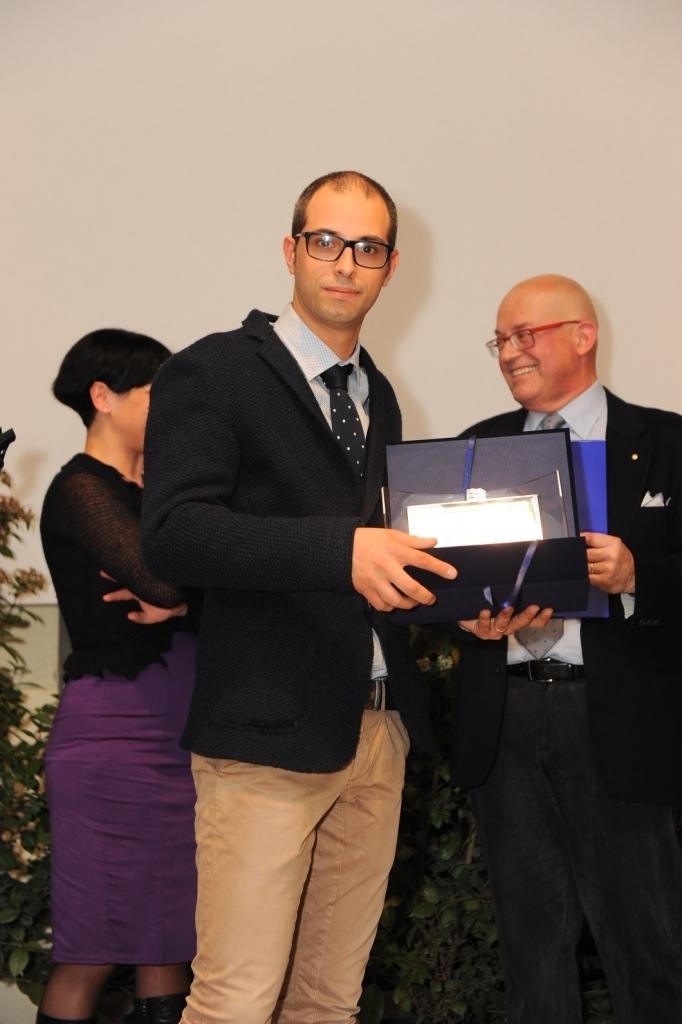Premiazione Colombo