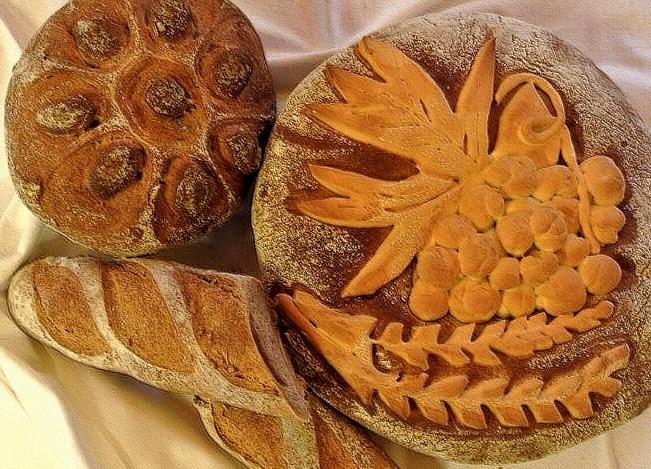 vine-bread