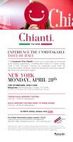 CONSORZIO CHIANTI TASTING in NY